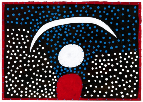 Ngarra_Stars and Moon Phases